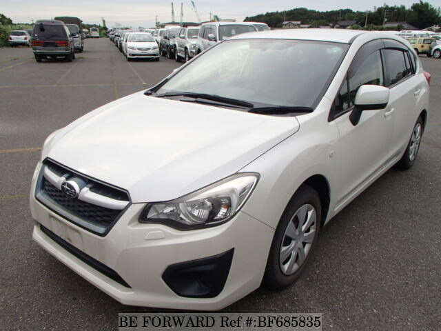 used 2012 subaru impreza sports 1 6i dba gp2 for sale bf685835 be forward. Black Bedroom Furniture Sets. Home Design Ideas