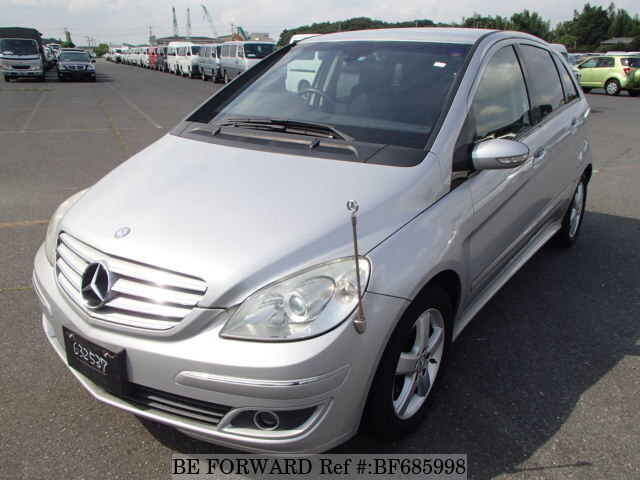 Used 2006 mercedes benz b class b170 cba 245232 for sale for Mercedes benz b class specifications