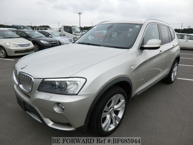 Used 2011 BMW X3 BF685944 for Sale