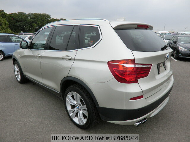 2011 bmw x3 x drive 35i dba wx35 d 39 occasion en promotion bf685944 be forward. Black Bedroom Furniture Sets. Home Design Ideas