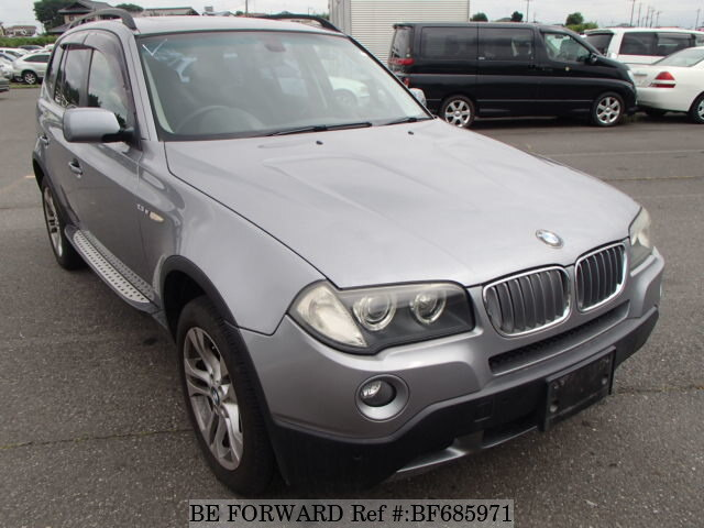 2006 bmw x3 2 5si m sports package aba pc25 d 39 occasion en promotion bf685971 be forward. Black Bedroom Furniture Sets. Home Design Ideas