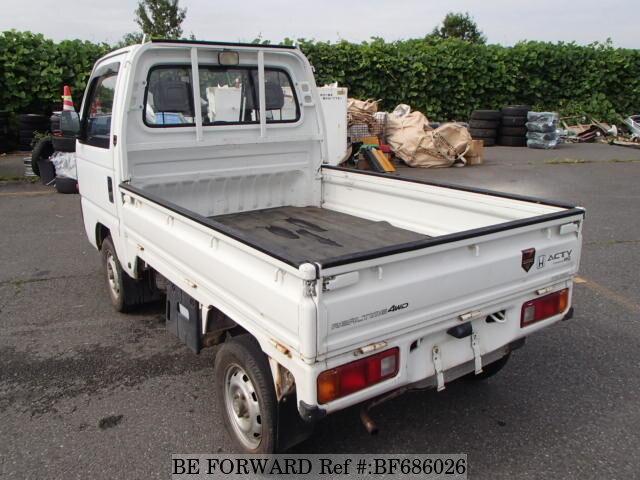 used 1994 honda acty truck sdx v ha4 for sale bf686026 be forward. Black Bedroom Furniture Sets. Home Design Ideas