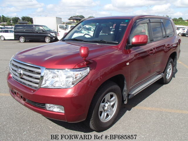 Used 2011 TOYOTA LAND CRUISER BF685857 for Sale