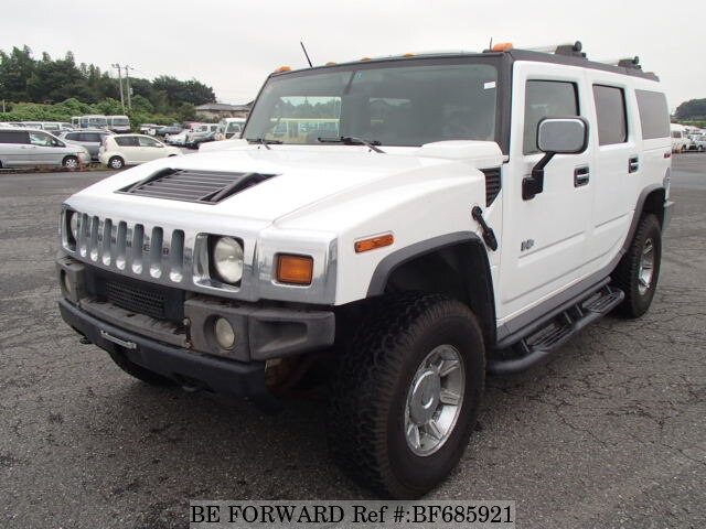 Used 2012 Hummer H2 For Sale Bf685921 Be Forward