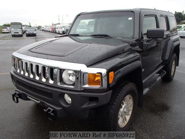 Used 2006 HUMMER H3 BF685922 for Sale