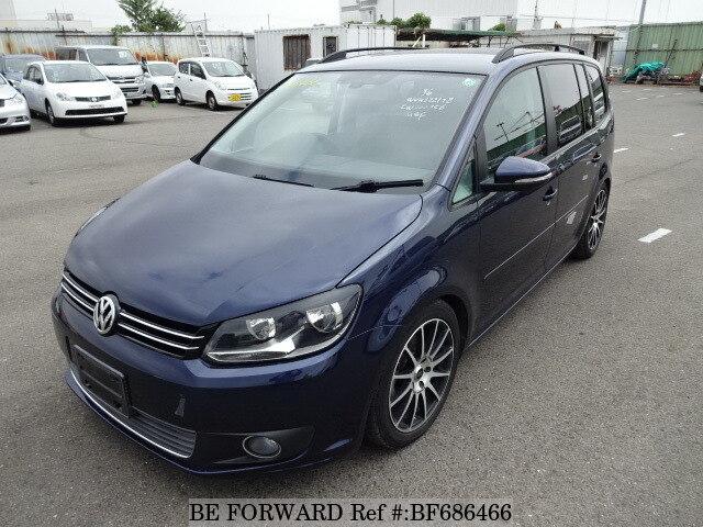 Used 2011 Volkswagen Golf Touran Tsi Comfort Linedba 1tcav For Sale