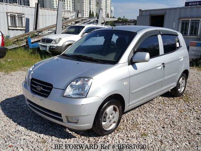 Used 2005 Kia Morning  Picanto  Lx For Sale Bf687030