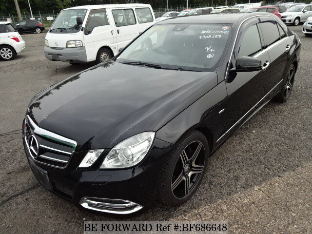Used 2010 MERCEDES-BENZ E-CLASS BF686648 for Sale