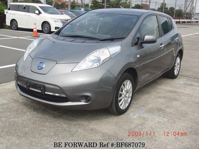 Used 2013 Nissan Leaf Xzaa Aze0 For Sale Bf687079 Be Forward