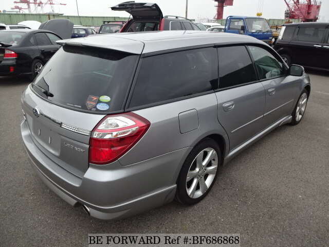 used 2008 subaru legacy touring wagon 2 0gt cba bp5 for. Black Bedroom Furniture Sets. Home Design Ideas
