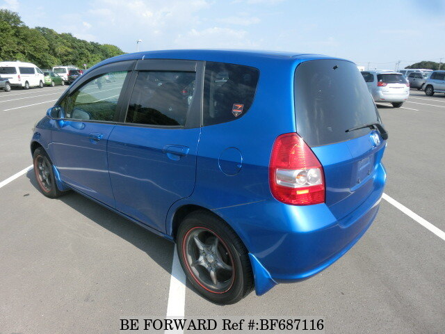 Used 2002 honda fit 1 5t la gd3 for sale bf687116 be forward for 2002 honda accord window off track