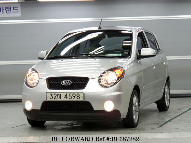 used 2010 kia morning picanto lx for sale bf687282 be forward. Black Bedroom Furniture Sets. Home Design Ideas