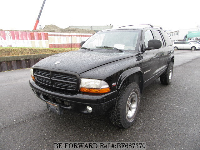 Used 2000 DODGE DURANGO/- for Sale BF687370 - BE FORWARD