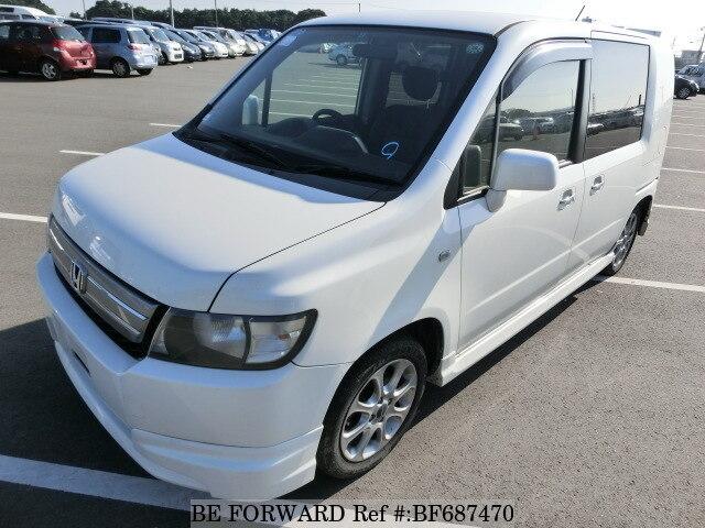 Used 2007 Honda Mobilio Spike Au Dba Gk1 For Sale Bf687470 Be Forward