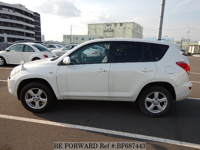2007 toyota rav4 g dba aca36w d 39 occasion en promotion. Black Bedroom Furniture Sets. Home Design Ideas