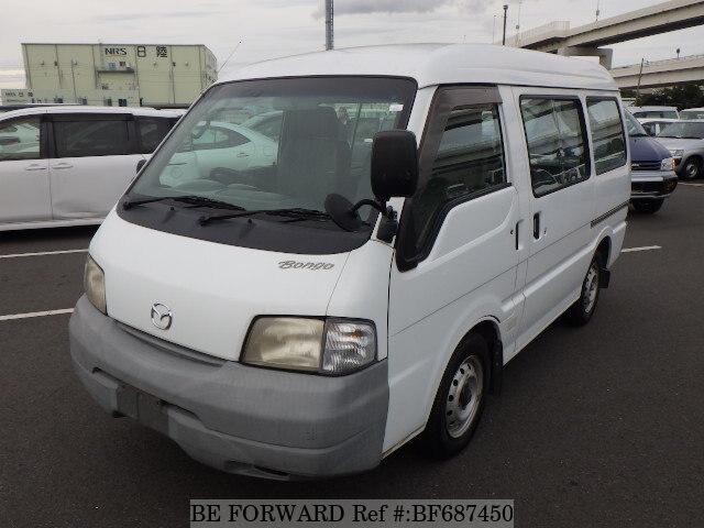 Used 2000 Mazda Bongo Van Bf687450 For Image