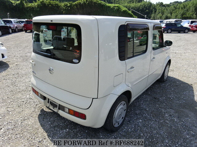 2005 nissan cube sx 70th ua bz11 d 39 occasion en promotion bf688242 be forward. Black Bedroom Furniture Sets. Home Design Ideas