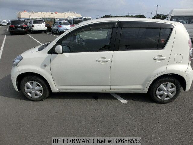 Used 2004 Toyota Passodba Kgc15 For Sale Bf688552 Be Forward