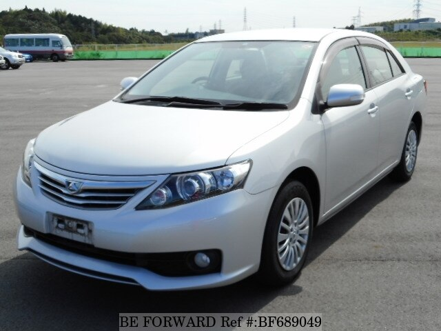 Used 2011 TOYOTA ALLION BF689049 for Sale
