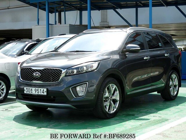 used 2015 kia sorento for sale bf689285 be forward. Black Bedroom Furniture Sets. Home Design Ideas