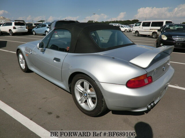 2002 bmw z3 road star 2 2i gh cn22 d 39 occasion en promotion. Black Bedroom Furniture Sets. Home Design Ideas