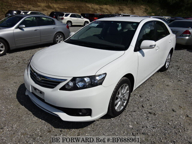 Used 2010 TOYOTA ALLION BF688961 for Sale