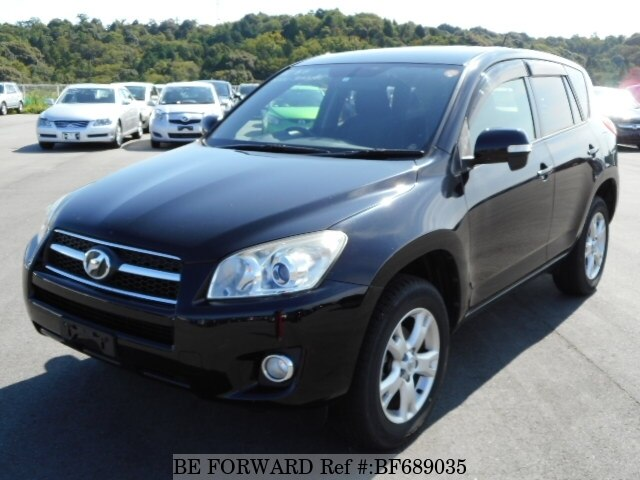 Used 2009 TOYOTA RAV4 BF689035 for Sale