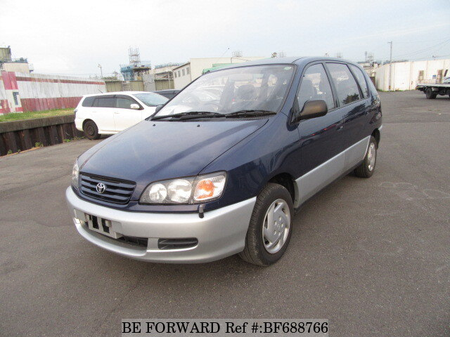 Used 1997 toyota ipsume sxm10g for sale bf688766 be forward used 1997 toyota ipsum bf688766 for sale fandeluxe Gallery