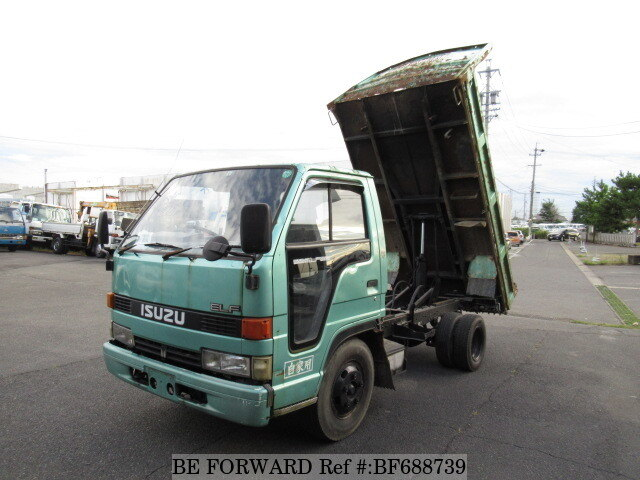 Used 1993 ISUZU ELF TRUCK BF688739 for Sale