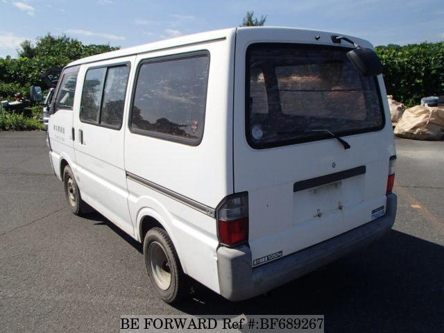 Used 1998 MAZDA BONGO VAN/GA-SS88H for Sale BF689267 - BE FORWARD