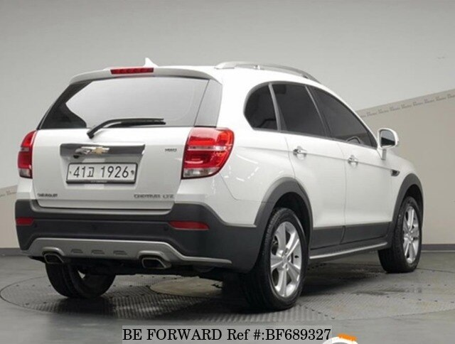 used 2015 chevrolet captiva for sale bf689327 be forward. Black Bedroom Furniture Sets. Home Design Ideas