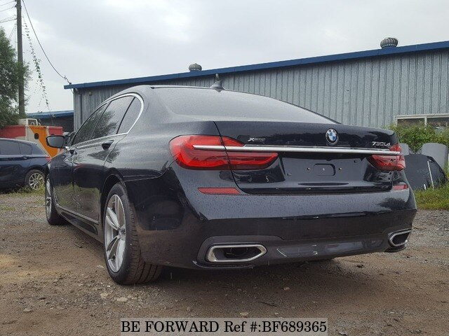 Used 2017 BMW 7 SERIES BF689365 For Sale Image