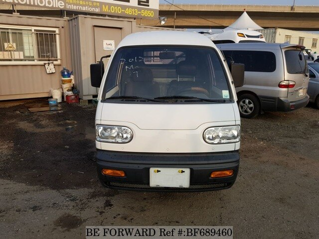 Used 2012 DAEWOO DAMAS for Sale BF689460 - BE FORWARD
