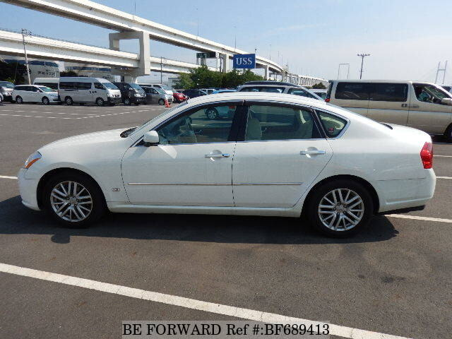 Used 2007 Nissan Fuga 350gt Cba Py50 For Sale Bf689413