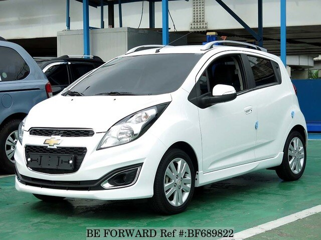 used 2015 chevrolet spark lt for sale bf689822 be forward. Black Bedroom Furniture Sets. Home Design Ideas