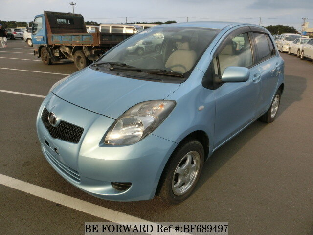 Used 2007 TOYOTA VITZ U/CBA-NCP95 for Sale BF689497 - BE FORWARD
