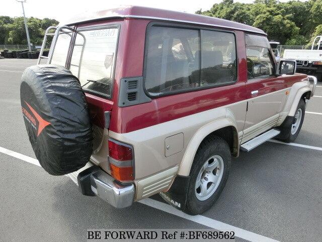 Nissan safari y-wry60