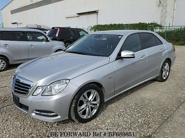 Used 2011 MERCEDES-BENZ E-CLASS BF689851 for Sale