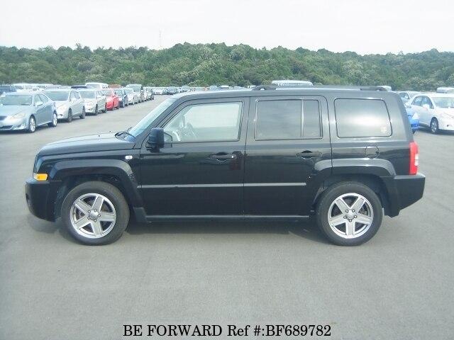 used 2008 jeep patriot aba mk74 for sale bf689782 be forward. Black Bedroom Furniture Sets. Home Design Ideas