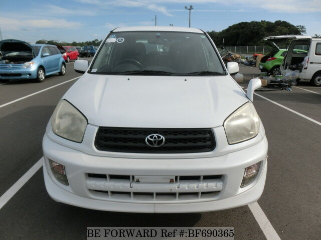 2001 toyota rav4 l aero sports ta aca21w d 39 occasion en promotion bf690365 be forward. Black Bedroom Furniture Sets. Home Design Ideas