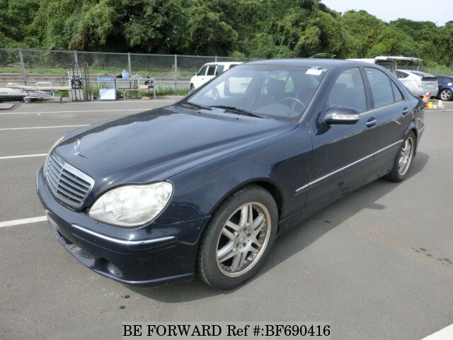 Used 1999 MERCEDES-BENZ S-CLASS BF690416 for Sale