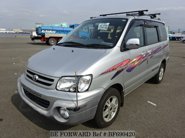 Used 1999 TOYOTA TOWNACE NOAH BF690420 for Sale