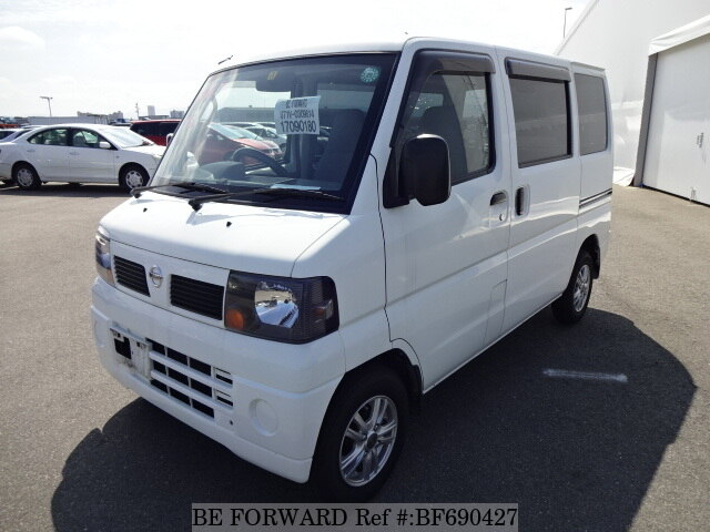 Used 2007 NISSAN CLIPPER VAN BF690427 for Sale