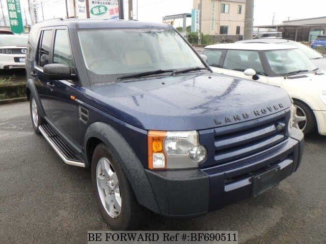 Used 2006 LAND ROVER DISCOVERY 3 BF690511 for Sale