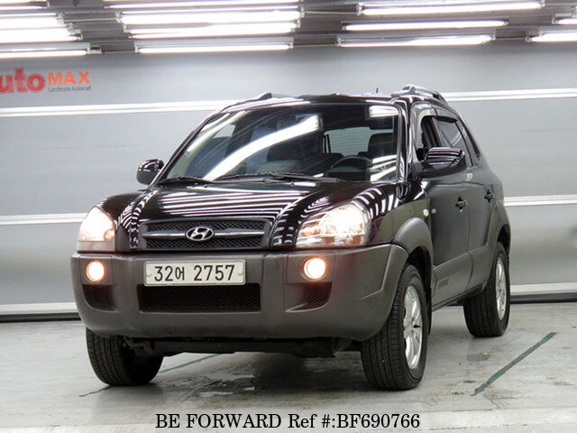 used 2008 hyundai tucson mx for sale bf690766 be forward. Black Bedroom Furniture Sets. Home Design Ideas