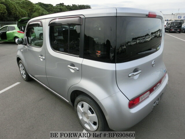 2008 nissan cube 15x dba z12 d 39 occasion en promotion bf690860 be forward. Black Bedroom Furniture Sets. Home Design Ideas
