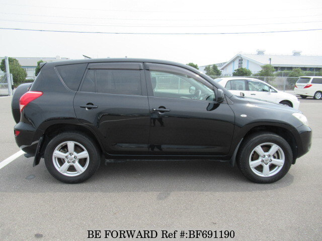 2008 toyota rav4 g dba aca36w d 39 occasion en promotion bf691190 be forward. Black Bedroom Furniture Sets. Home Design Ideas