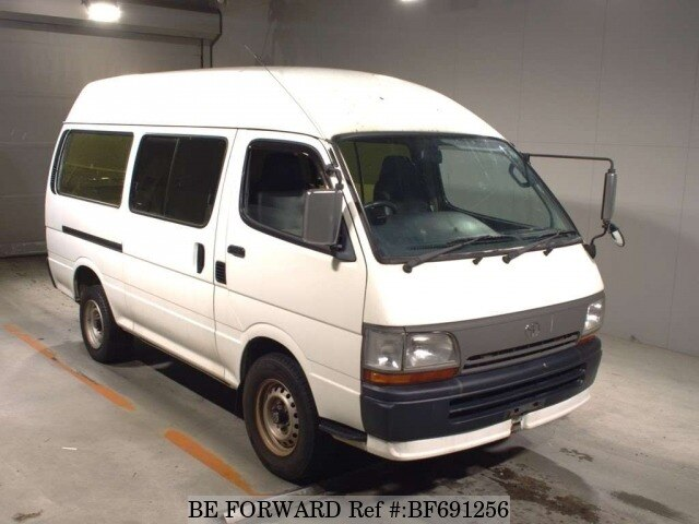 Used 1997 TOYOTA HIACE VAN BF691256 for Sale