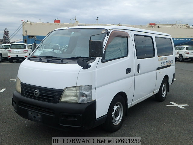 Used 2002 NISSAN CARAVAN COACH BF691259 for Sale