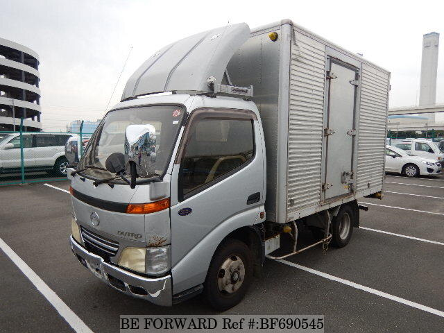 Used 1999 HINO DUTRO BF690545 for Sale